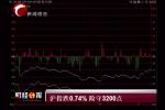 沪指跌0.74% 险守3200点