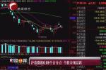 沪指微涨0.09个百分点 个股表现活跃