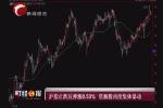 沪指止跌反弹涨0.53%  资源股再度集体暴动