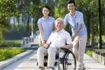 赤峰居家养老示范项目泰和养生园启动