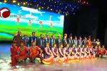 翁牛特旗乌兰牧骑赴北京通州区文化交流专场演出