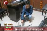 赤峰一男子逮15只野鸟当下酒菜被罚4500元