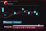沪深股市重挫沪指跌3.39%