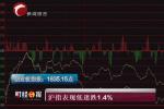 沪指表现低迷跌1.40%