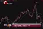 三大股指低开低走沪指跌1.47%