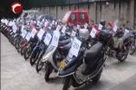 喀旗公安局破获系列电动车被盗案