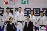 赤峰小将夺得全国柔道大赛银牌