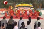 宁城县五化镇南三十家子村举办首届农民丰收节文艺演出