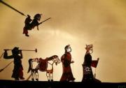 各方文化齐聚文博会 皮影、舞蹈表演吸眼球