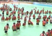 疯狂海啸-金山海贝尔水上乐园
