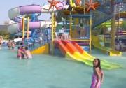 大型互动水寨-金山海贝尔水上乐园