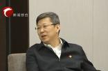 孟宪东会见中国大唐集团有限公司副总经理刘广迎一行