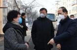 石泰峰在包头市检查新型冠状病毒感染肺炎疫情防控工作