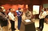 刘玉珠到我市调研文物保护工作