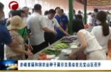 赤峰首届和润农业种子展示交易会在元宝山区召开