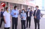 李艳茹到赤峰学院附属医院调研并看望抗击疫情先进个人