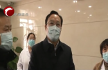 王旺盛突击检查中心城区部分重点场所疫情防控工作
