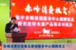 赤峰消费扶贫集采展销服务中心揭牌成立