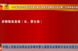 中国人民政治协商会议 赤峰市第七届委员会主席名单