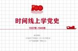 【动画短片】时间线上学党史第三集(1937年-1945年)
