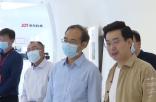 万超岐率队到北京经济技术开发区考察协调推动京蒙协作(亦庄·赤峰)科创产业园建设