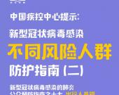 中国疾控中心提示:不同风险人群防护指南二(出行人员篇)