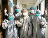 记录感人瞬间…… 市医院创作MV致敬逆行天使!