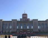赤峰南站防护措施严密 客运量下降28万人次左右