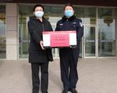 【敖汉旗】团委积极筹集防疫物资发放给一线防疫人员