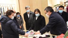 布小林在赤峰市调研时强调 统筹疫情防控与经济社会秩序恢复 有序推动各类企业复工复产