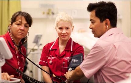 西悉尼大学-护理和助产士专业的一流大学