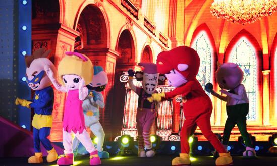 暑期带孩子游玩好去处:蟹岛大玩家狂欢节 让你大开眼界