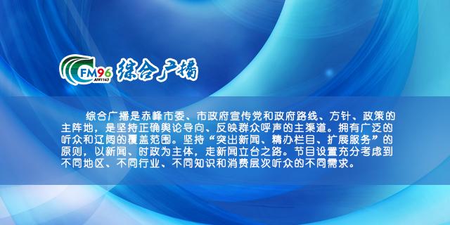 汉语综合广播简介