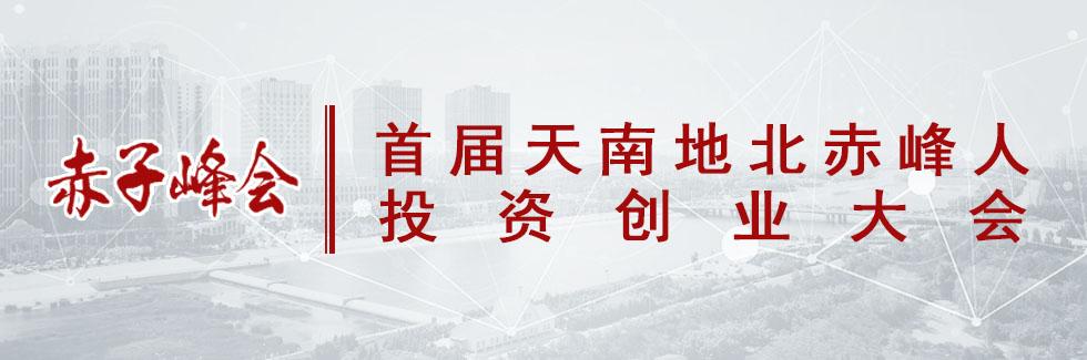 赤子峰会一一首届天南地北赤峰人投资创业大会