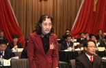 黄鹂主持市政协七届一次会议
