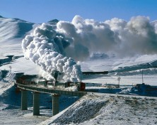 第十届克什克腾国际蒸汽机车摄影节