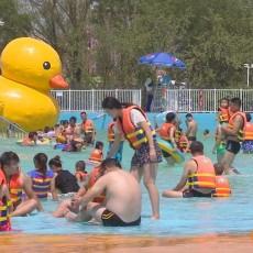 儿童戏水设备-金山海贝尔水上乐园
