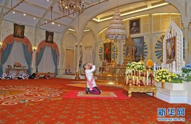 泰国新国王登基