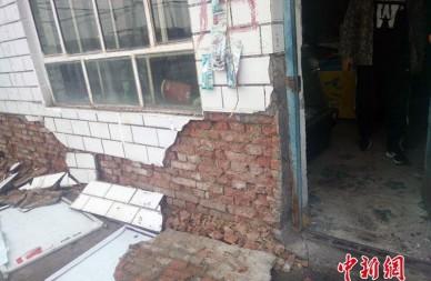新疆6.2级地震致379间房屋受损