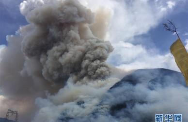 四川雅江森林火灾持续一周暂无人员伤亡