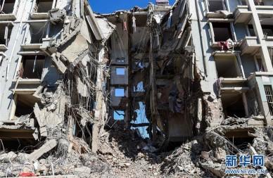 内蒙古居民楼爆炸:死亡人数增至5人