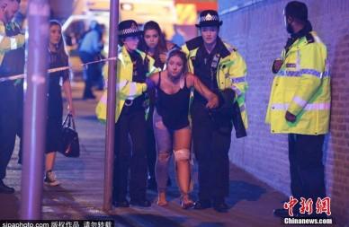 英国发生爆炸 已致19死 50余伤