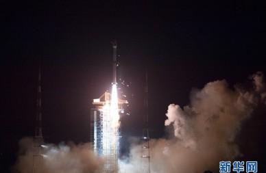 我国高分五号卫星发射成功可探大气污染物