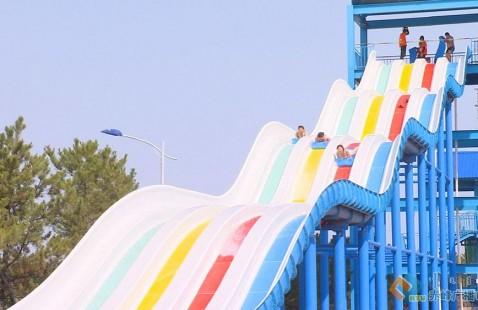 滑梯-金山海贝尔水上乐园